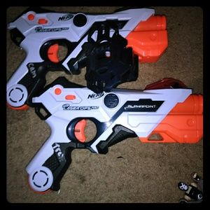 COPY - Nerf laser tag guns